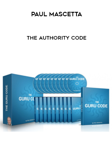 Paul Mascetta – The Authority Code by https://lobacademy.com/