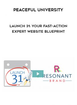 Peaceful University – Launch 31: Your Fast-Action Expert Website Blueprint by https://lobacademy.com/