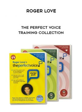 Roger Love – The Perfect Voice Training Collection by https://lobacademy.com/