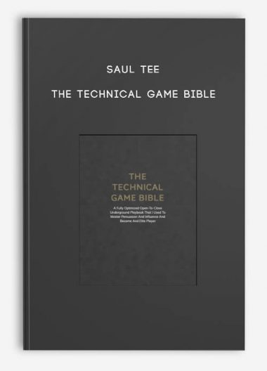 Saul Tee - The Technical Game Bible by https://lobacademy.com/