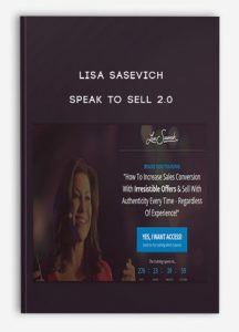 Lisa Sesevich - Speak to Sell 2 by https://lobacademy.com/