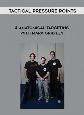 Tactical Pressure Points & Anatomical Targeting with Mark Grid ley by https://lobacademy.com/