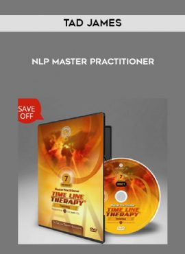Tad James - NLP Master Practitioner by https://lobacademy.com/