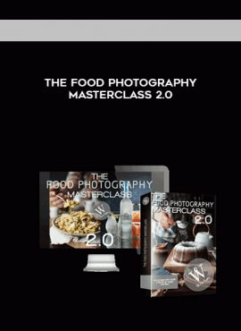 The Food Photography Masterclass 2.0 by https://lobacademy.com/