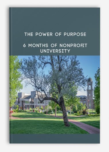 Power of Purpose by https://lobacademy.com/