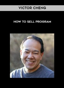 Victor Cheng – How to Sell Program by https://lobacademy.com/
