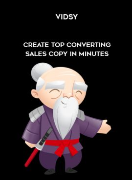 Vidsy – Create Top Converting Sales Copy in Minutes by https://lobacademy.com/