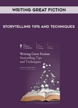 Writing Great Fiction – Storytelling Tips and Techniques by https://lobacademy.com/