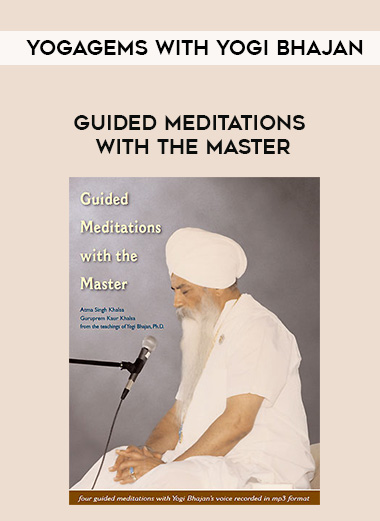 Yogagems with Yogi Bhajan - Guided Meditations with the Master by https://lobacademy.com/