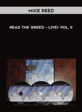 Mike Reed – Read the Greed – LIVE!: Vol. II by https://lobacademy.com/