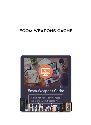eCom Weapons Cache by https://lobacademy.com/