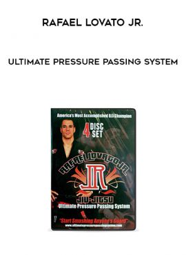 Rafael Lovato Jr. - Ultimate Pressure Passing System by https://lobacademy.com/
